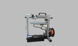 3D - TR MINI PRINTER (Tabla Isıtıcılı)