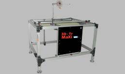 3D - TR MAXI - II PRINTER (Tabla Isıtıcılı)